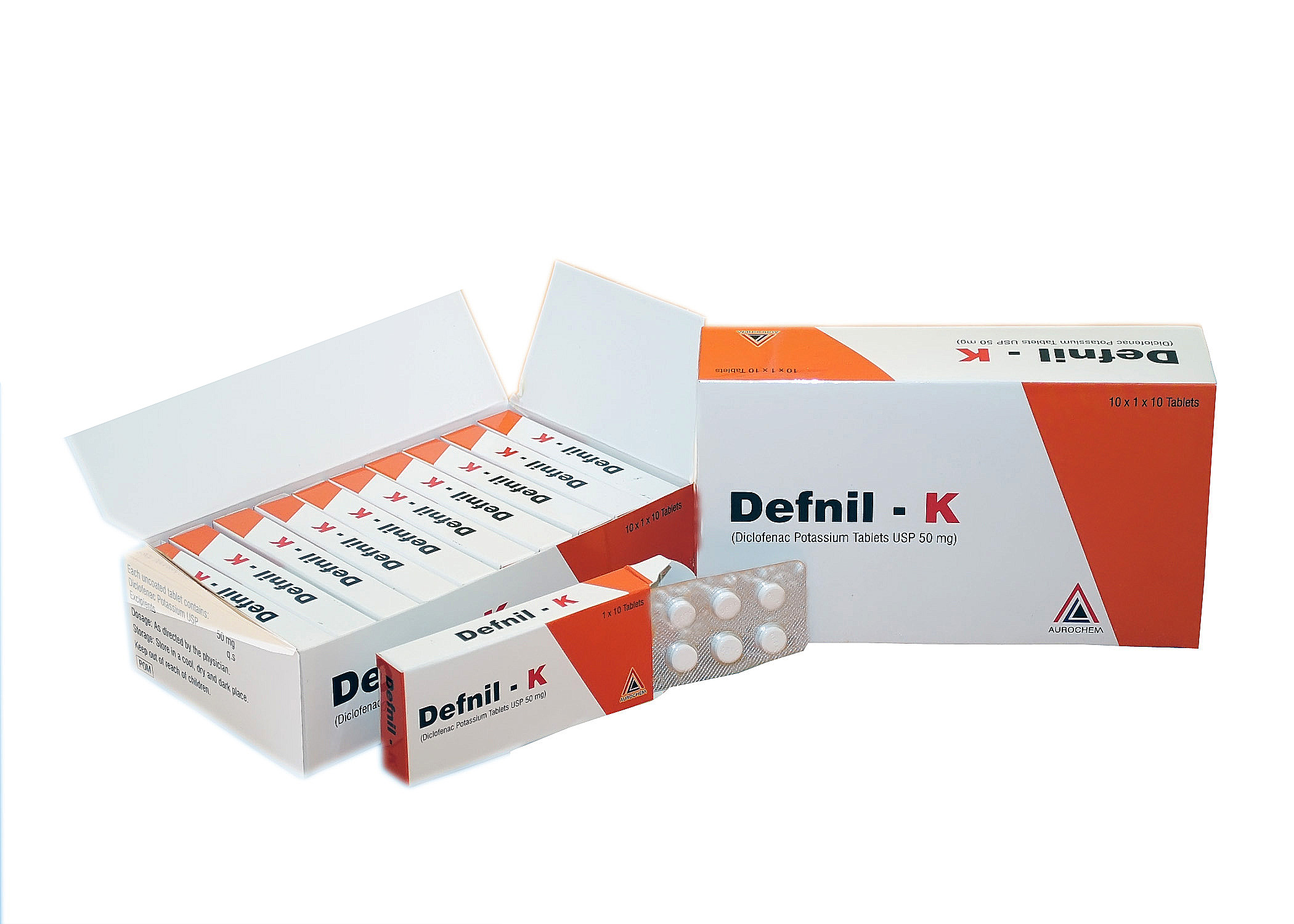 Diclofenac Potassium 50mg Tablets Dosage